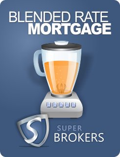 Blended Rate Mortgage