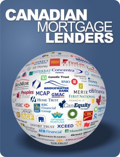 Canadian Mortgage Lenders