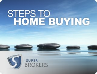 Steps to home buying