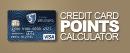 Credit Card Points Calculator