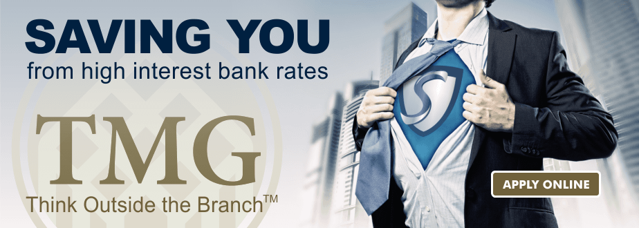 Saving you from high interest bank rates
