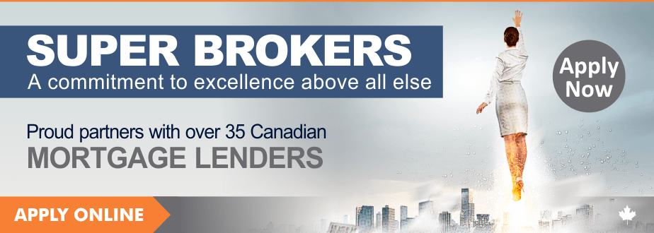 Proud partners with over 50 Canadian mortgage lenders