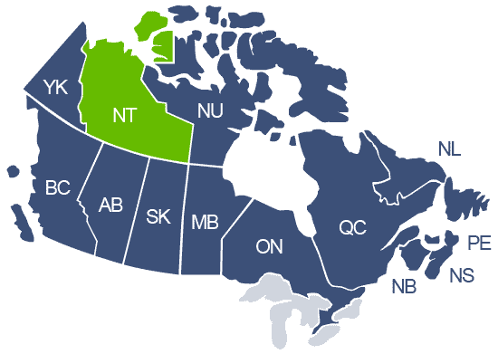 Map Of Canada Yellowknife.Yellowknife Home Inspectors Find Home Inspectors In Your Area