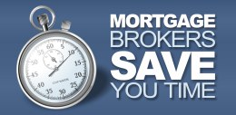 Mortgage Brokers Save Time