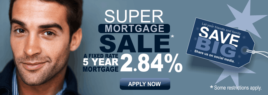 Super Mortgage Sale in Canada